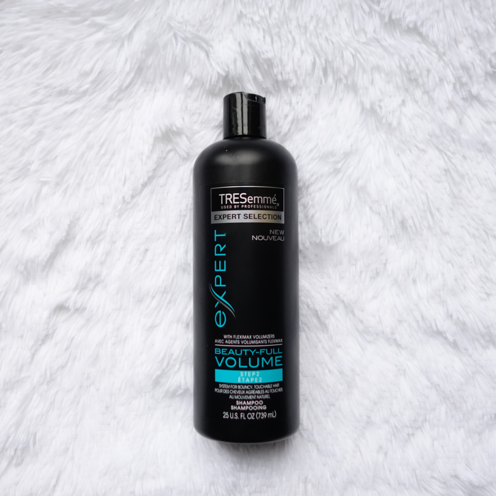 tresemme pre wash conditioner how to use