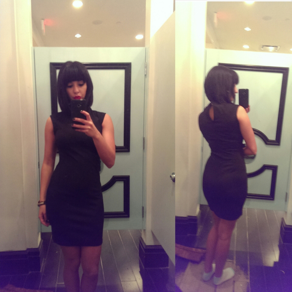 Finding the perfect little black dress_Forever 21