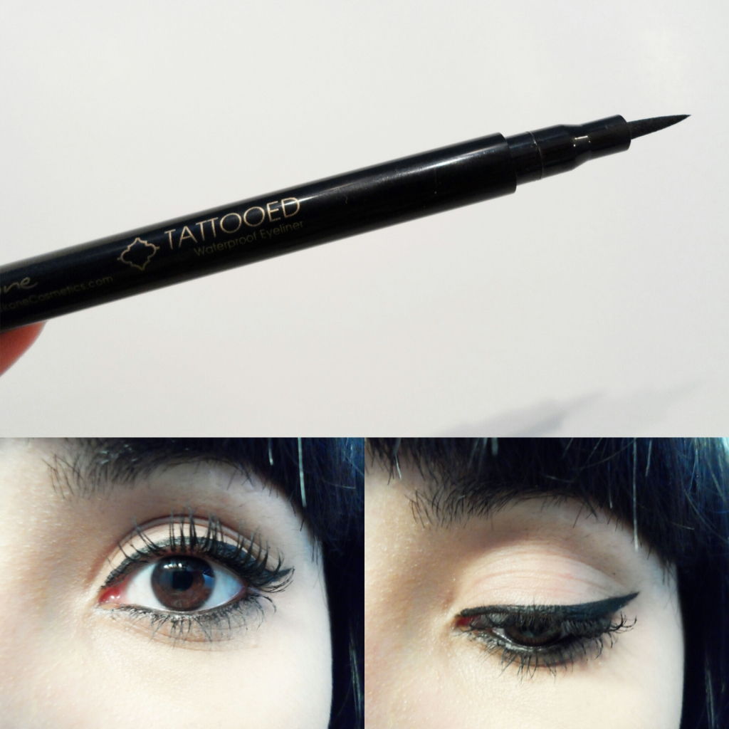 Skone Tattooed Waterproof Eyeliner