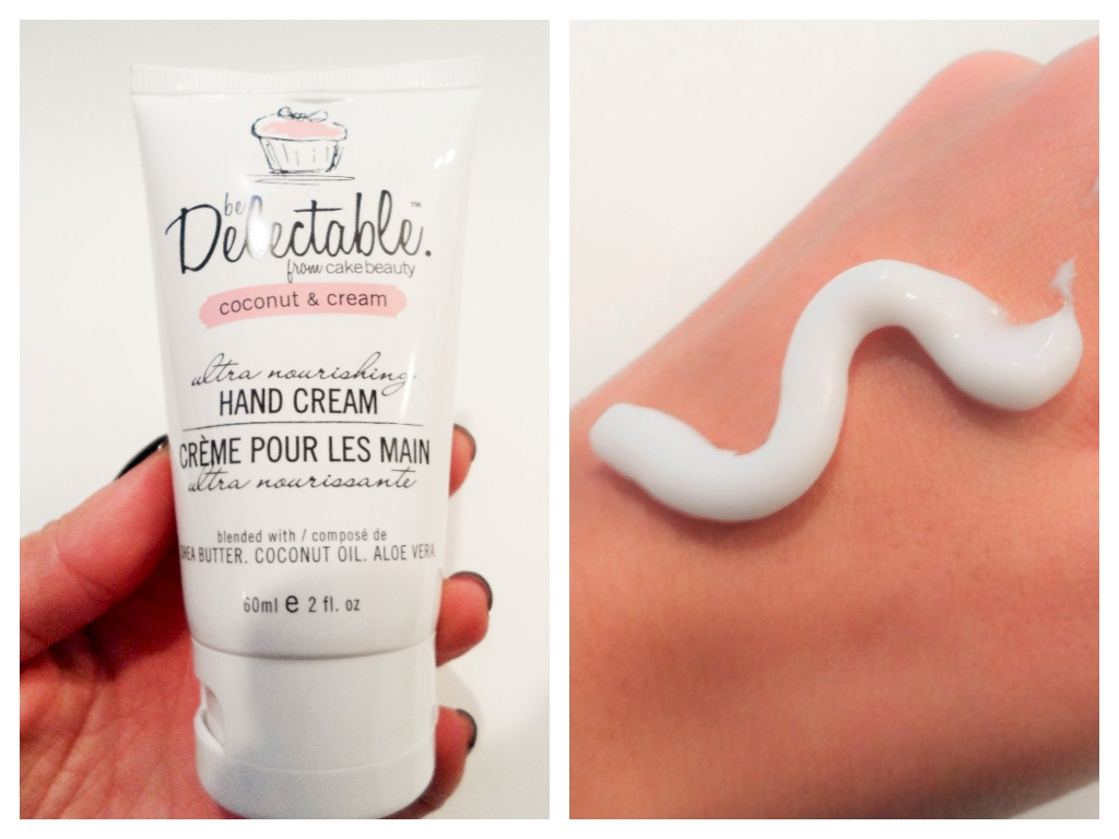 Cake Beauty Be Delectable hand cream