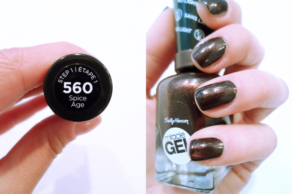 Sally Hansen Miracle Gel_step 1