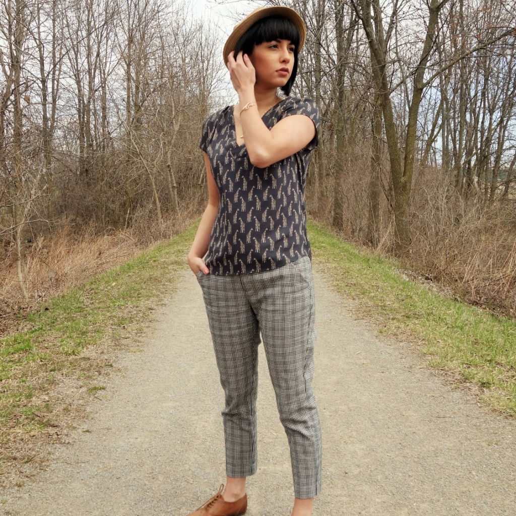 How to mix and match patterns