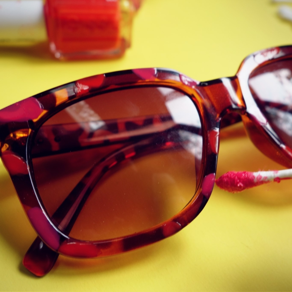 DIY festival sunnies_Step