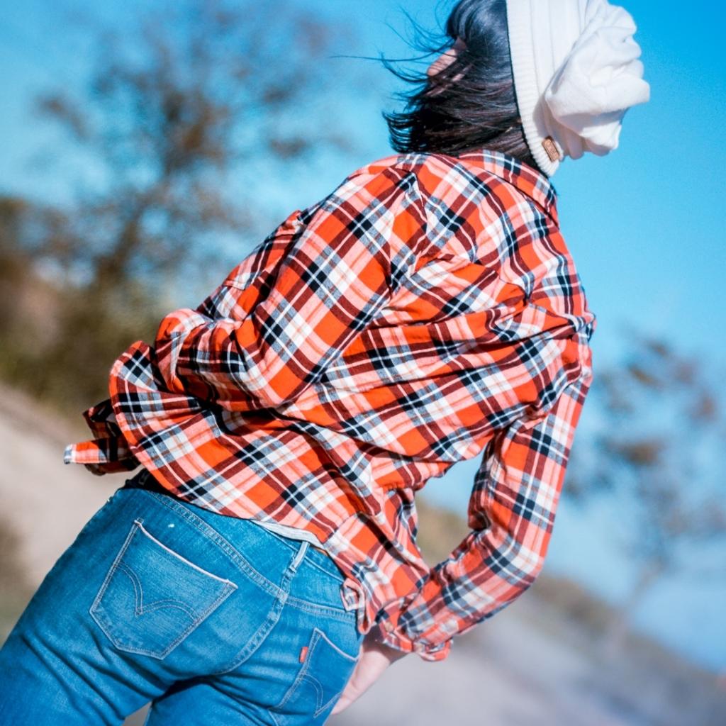 lumberjack chic
