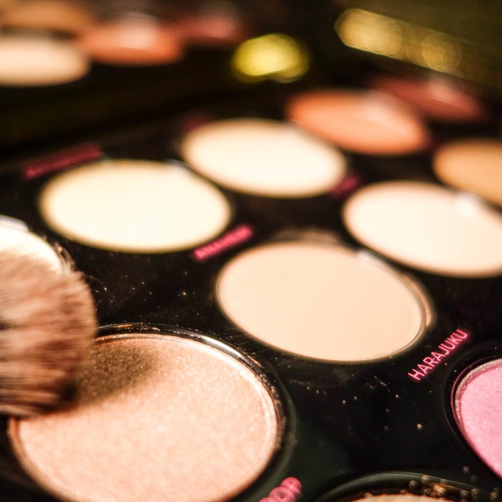 UD Gwen Stefani Eyeshadow Palette