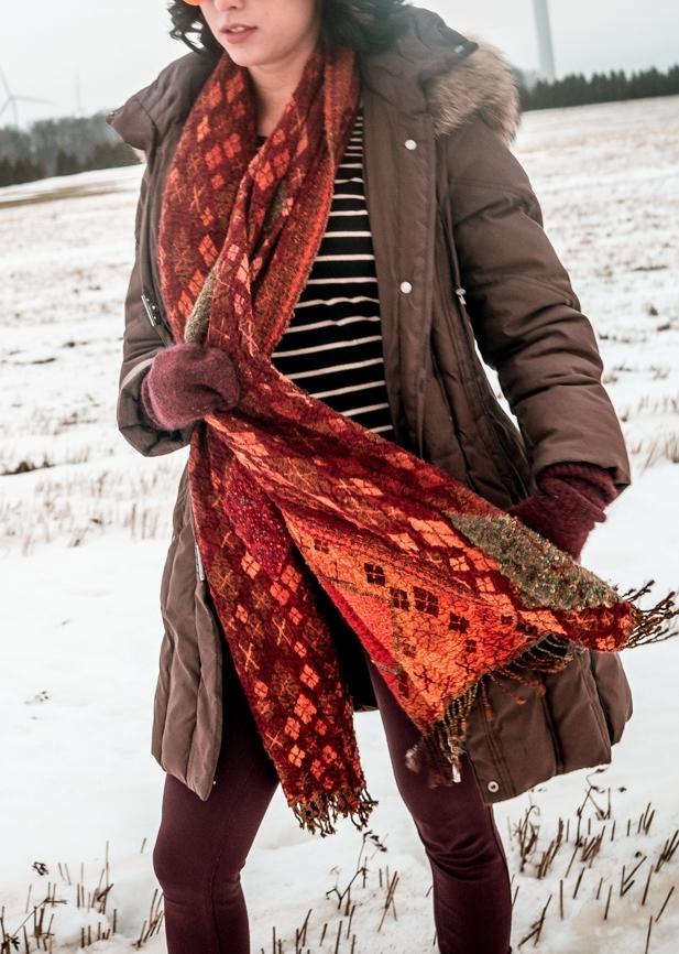 A winter coat OOTD
